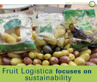 PotatoWorld magazine on Fruit Logistica 2020
